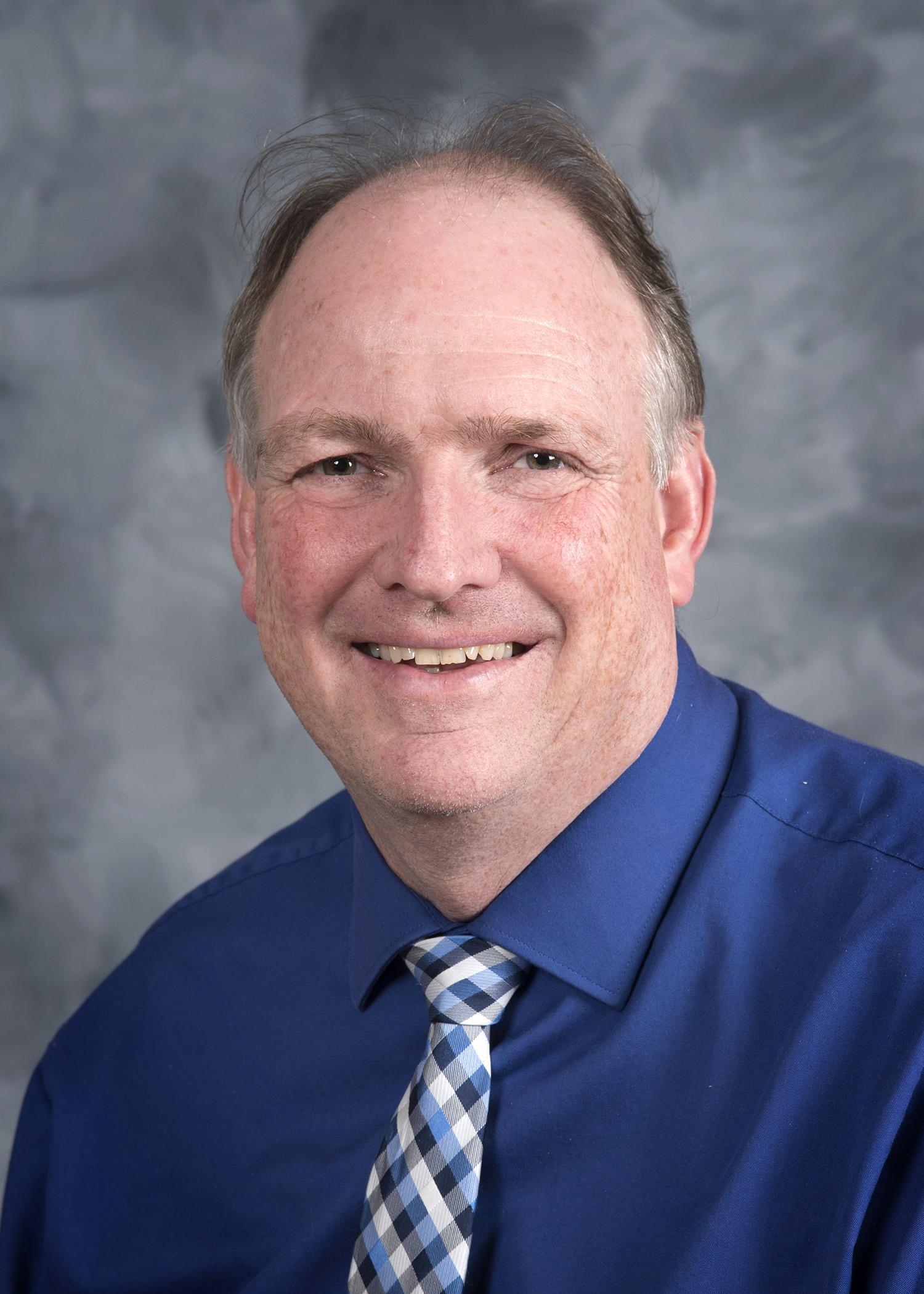 Professor Andrew Mackin