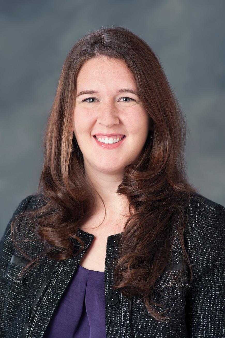 Emily Garrigues Marett, Ph.D.