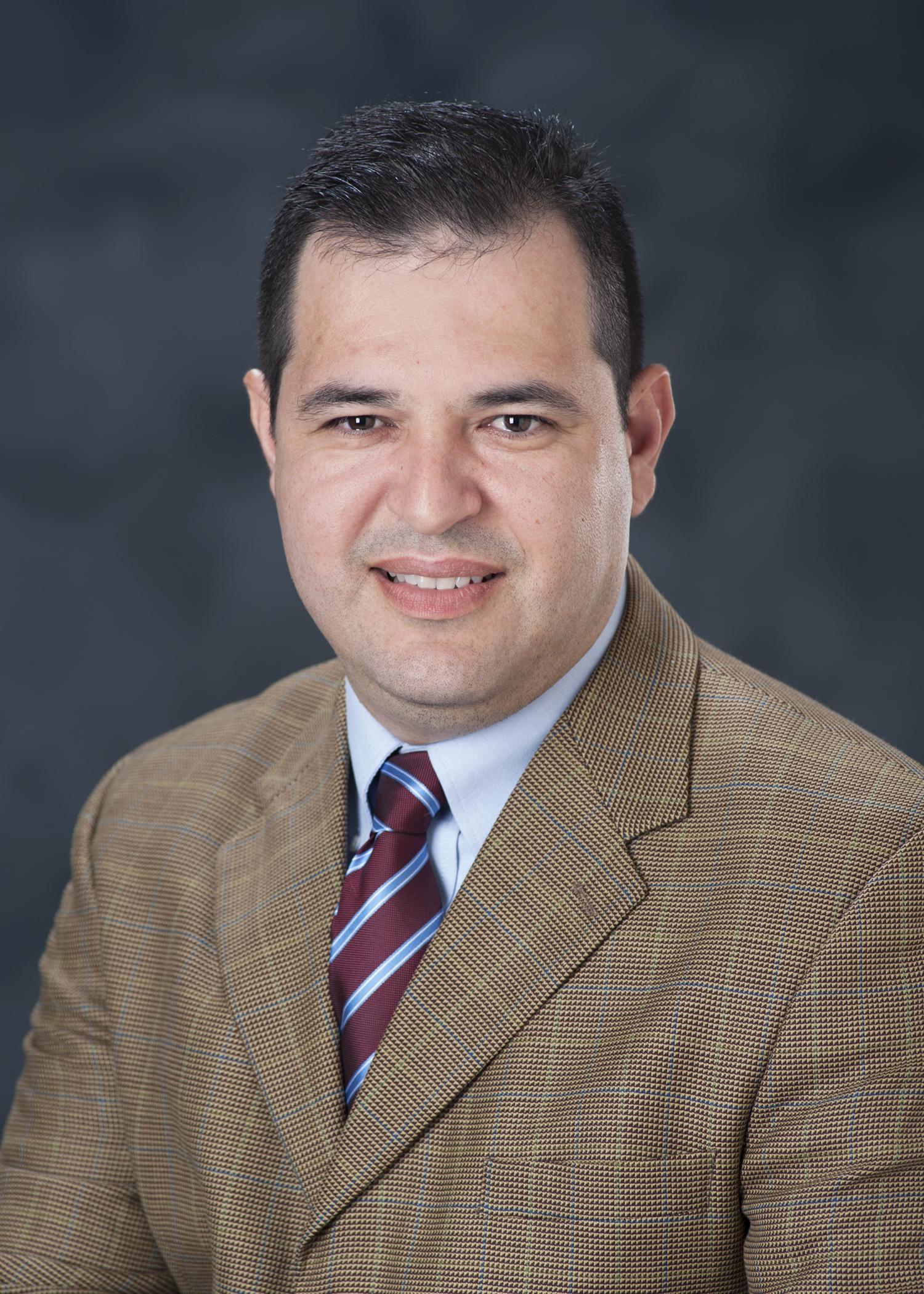 Heriberto  Gonzalez Lozano, Ph.D.