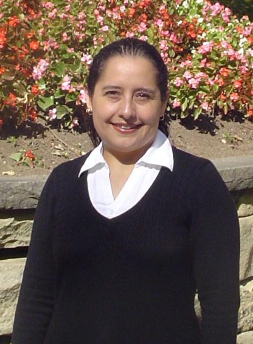 Sandra  Orozco-Aleman, Ph.D.