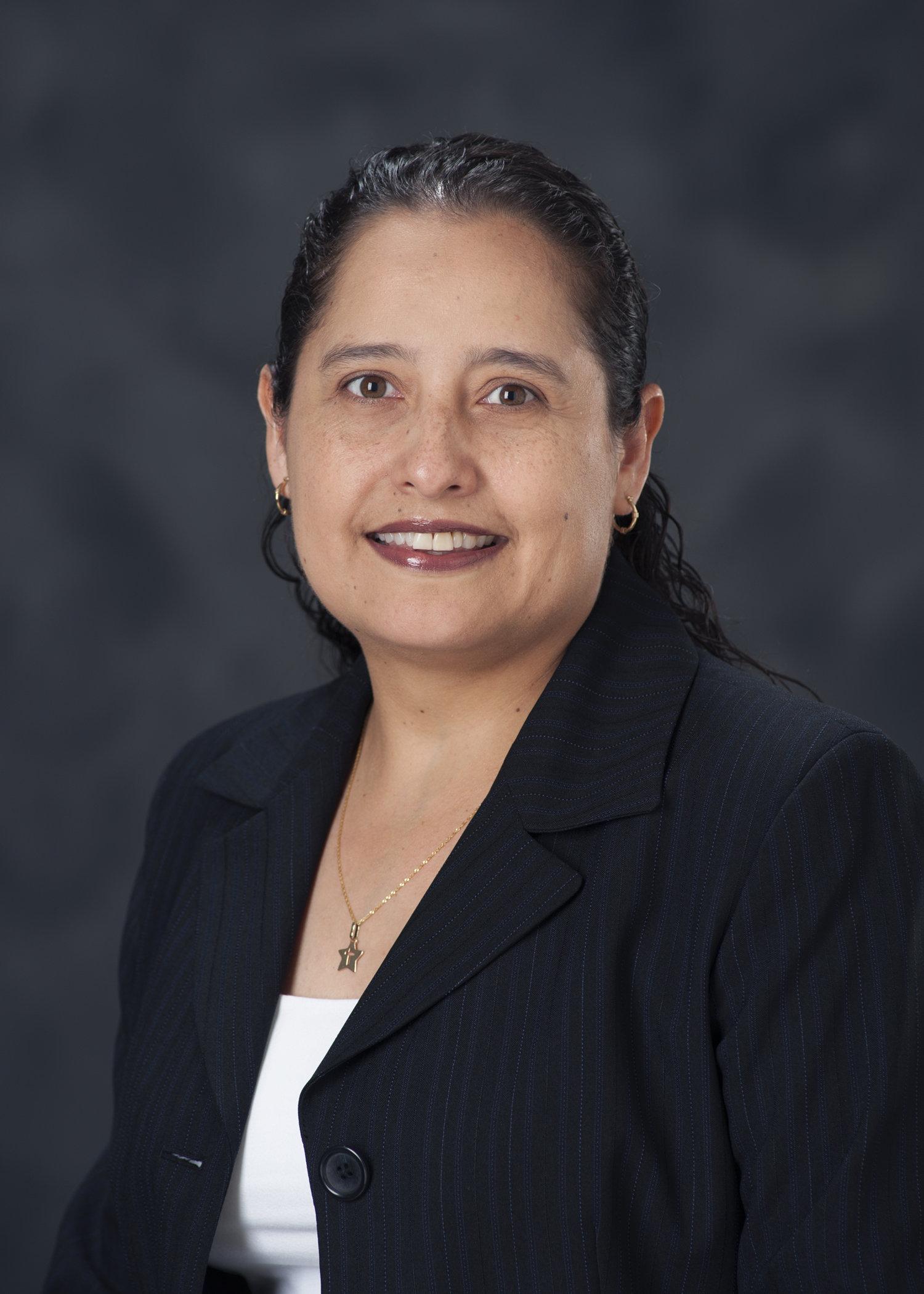 Sandra Orozco-Aleman PhD